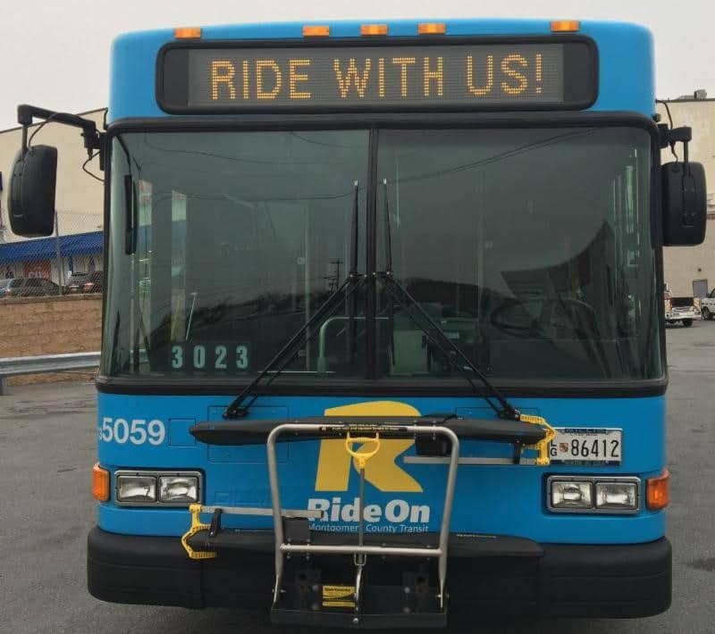 Public Transportation | North Bethesda Transit Center