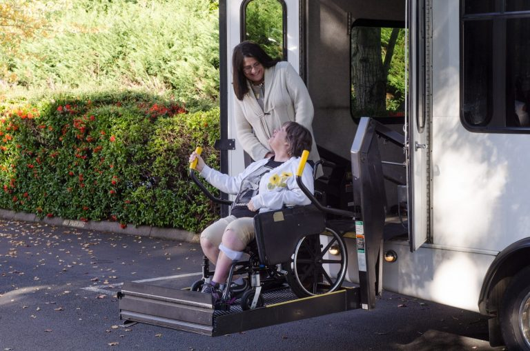 Accessible Transportation, Wheel Chair Accessible public Transportation,